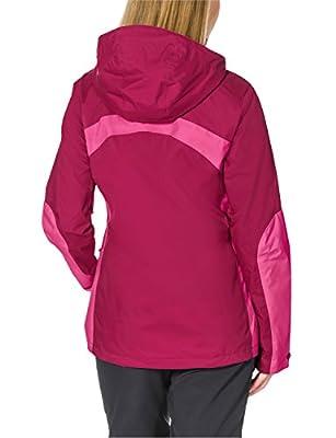Jack Wolfskin Damen Wetterschutzjacke Topaz II Jacket