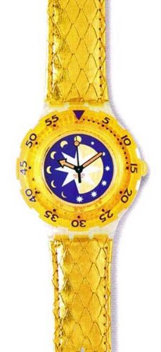 Swatch Scuba 1993 - SDK112 - Golden Island - Nuovo