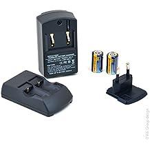 NX - Batería + Cargador Video CR-2 Recargable