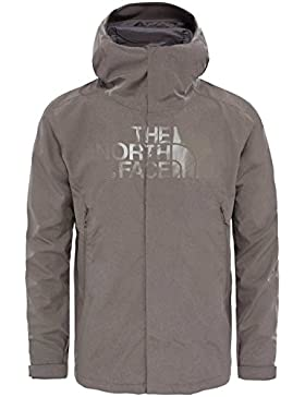 The North Face M Drew Peak Chaqueta, Hombre, Marrón (Falconbrownhthr), L