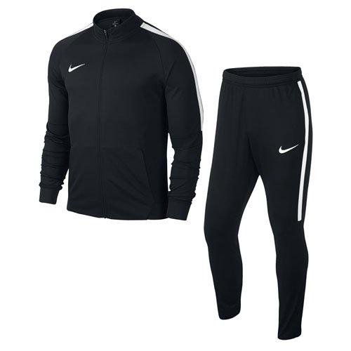 Nike Kinder Squad 17 Track Suit Youth Trainingsanzug, blau (obsidian/White), M (Nike-youth-jacken Jungen)
