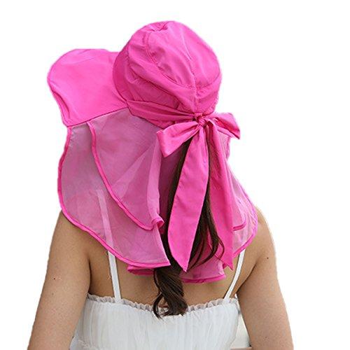 Ladies Summer Shade Version Coréenne De La Couleur Big Along The Sun Hat 03