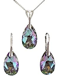 55055cf3e351 Conjunto de joyas Crystals   Stones