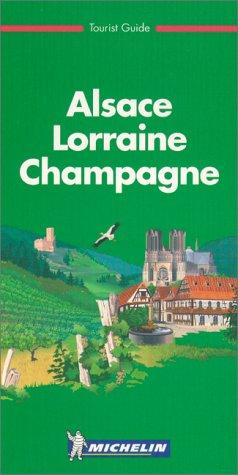 Alsace - Lorraine - Champagne (en anglais)