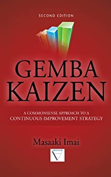Gemba Kaizen: A Commonsense Approach to a Continuous Improvement Strategy, Second Edition par [Imai, Masaaki]