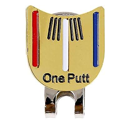 Golf Sombrero Clip Marcador