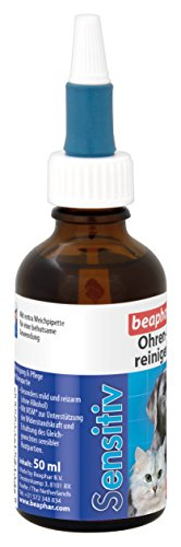 Beaphar 79215 Ohrenreiniger Pipettenglas, 50 ml - 3