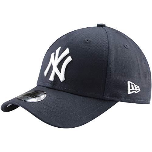 a0926d6ed884 New Era Kinder Jungen Baseball Cap Mütze 940 Strapback New York Yankees Kids  Essential Neyyan Blau