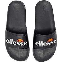 Ellesse Women's Slides OSEL Slippers (37 EU, Black)