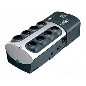 Eaton (MGE) 66873 Onduleur Protection Center 500 USB 8 prises (fonction multiprises)
