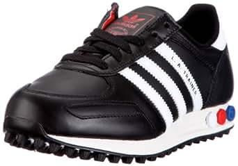 adidas Originals LA TRAINER V22816 Men's Sneakers - Men, Black (BLACK1/WHT/L), 48 2/3 EU