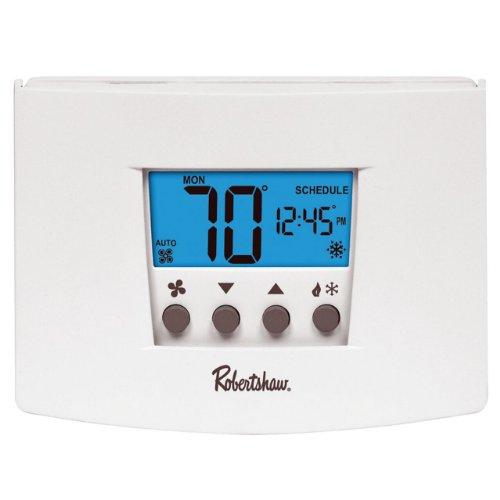 Universal Programmierbare Thermostat (Robertshaw rs42202Wärme/2Cool Universal Digital nicht programmierbar mehrstufige Thermostat)