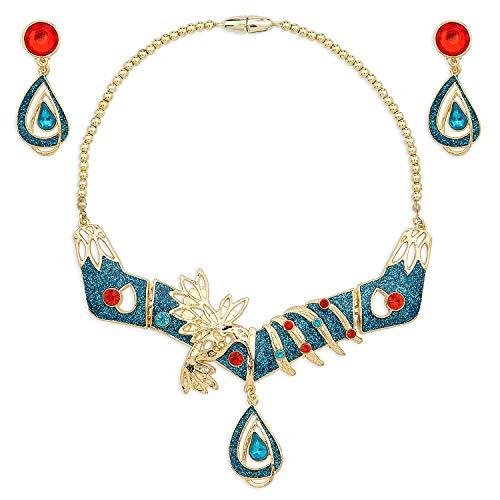 Disney Pocahontas Jewelry Set for Girls Gold