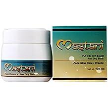 Mastani Ayurvedic Face Moisturizer Natural Fairness Cream for Dry Skin – 100gm