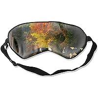 Schlafmaske mit Augenbinde, Kuhmotiv, super weich preisvergleich bei billige-tabletten.eu