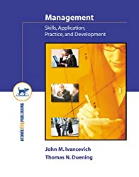 Management: Skills, Application, Practice, and Development