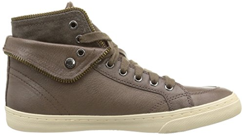 Geox - D New Club D, Sneaker Donna Dove Grey