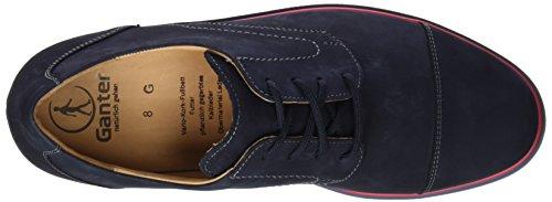 Ganter - Giacomo, Weite G, Scarpe stringate Uomo Blu (bleu (navy 3100))