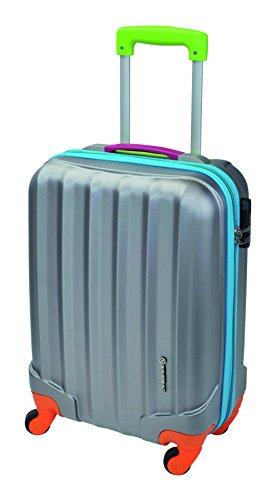 Savebag Cyborg Bagage Cabine, 50 cm, 29 L, Gris Multico