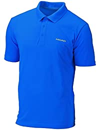 Head Men s Polo Stretch Blue