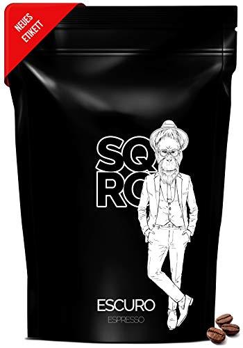 ESPRESSO von ESCURO | handgerösteter Single Origin Espresso, 100% Arabica Kaffeebohnen aus Brasilien (250g) | säurearme, bekömmliche Espressobohnen | Espresso, Kaffee thumbnail