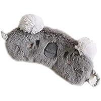 Spaufu süße Cartoon-Schlafmaske mit Koala-Muster, Augenmaske, Schlafmaske, Erwachsene, Kinder, Augenklappe, Ermüdung... preisvergleich bei billige-tabletten.eu