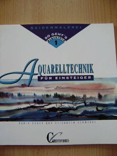 Aquarelltechnik für Einsteiger