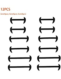 12 Pezzi Set Design Unico Popolare Uomo Donna No Tie Lacci delle Scarpe  Lacci in 0e76d07cae9