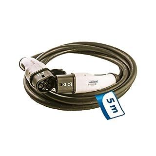 5m Ladekabel 3 Phasen 400V 22KW 32A Typ 2 zu Typ 2 für Wallbox Ladestation Wallbox24