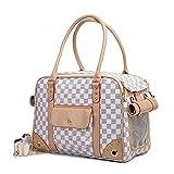 Haustier Bag Factory Haustier Taschen Auto Pet Tasche Multifunktions Haustier Bao (weiß) 35 Cm * 27 Cm * 20 Cm