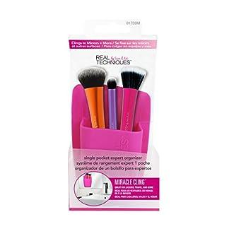 Real Techniques Single pocket expert organizer-pink – soporte para brochas rosa 150 g