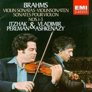 Hmv  /  (P (EMI) Violinsonaten 1-3 (Ga)