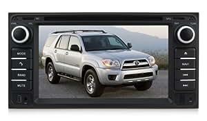 koolertron-autoradio DVD pour Toyota Land Cruiser/Hilux/FJ cruiser/RAV4/hiace/ OEM DVD GPS Navigation Radio