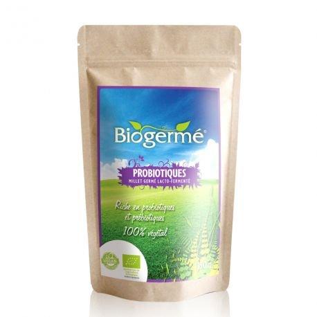 BIOGERMÉ - Probiotiques fermentés en poudre 100% biologique (150g)