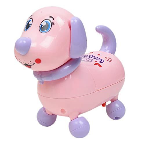 Elektronischer Schoßhund wechselwirkender taumelnder Welpen Karikatur Hund spielt Kindergeschenk YunYoud Coole kinderspielzeuge günstiges kinderspielzeug kreatives Spielzeug