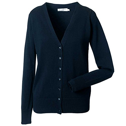 Russell Collection - Gilet -  Femme Bleu - French Navy
