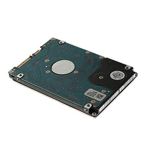 D DOLITY 2,5 Zoll HDD Interne Festplattenlaufwerk Serielle SATA Interface HDD-Festplatte 8MB Cache 160GB Geschwindigkeit: 3 GB/s