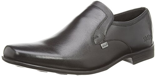 Kickers Men's Ferock Slip 2 Loafers - Black (Black), 12 UK (47...