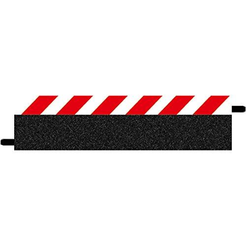 Carrera - rail et accessoire pour circuit - 20020560 - 1/24 et 1/32 Evolution Digital 132 et 124 - Bordures extérieures pour les droites standard (6)