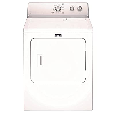 Maytag 3LMEDC315FW Large Capacity 10.5kg Commercial Vented Tumble Dryer in White from Maytag