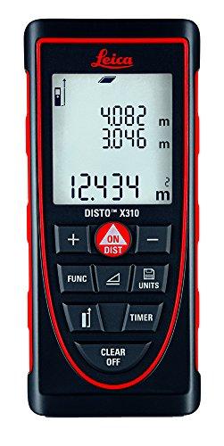 LEICA Entfernungsmessgerät DistoTM X310 IP65 0,05-120 m