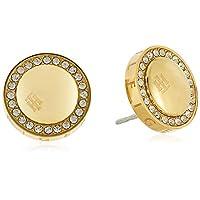 Tommy Hilfiger Women'S Gold Stud Earrings -2780186