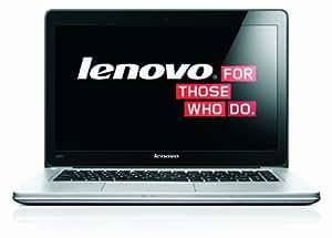 Lenovo Ideapad U410 14 inch Ultrabook - Graphite (Intel Core i3 2367M 1.4GHz, 4Gb RAM, 750Gb HDD + 32Gb SSD, LAN, WLAN, BT, Webcam, Nvidia Graphics, Windows 7 Home Premium 64-bit)