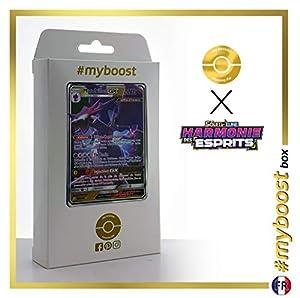 Mandrillon-GX (Nagadel-GX) 160/236 - #myboost X Soleil & Lune 11 Harmonie des Esprits - Box de 10 cartas Pokémon Francés