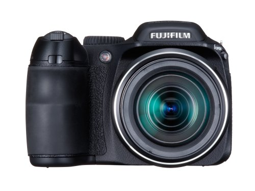 Fujifilm FinePix S2000HD 10MP Digital Camera with 15x Optical Dual Image Stabilized Zoom Image Stabilized Zoom