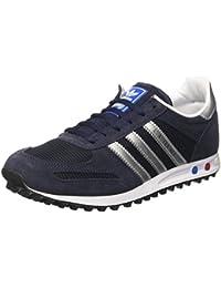 adidas Trainer Junior, Sneaker a Collo Basso Unisex-Bambini