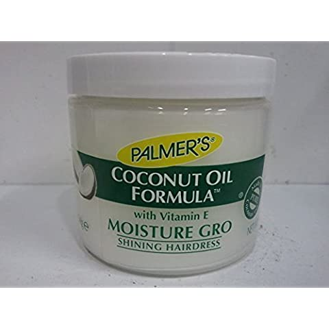 Palmers Coconut Oil Formula Moisture Gro - 250g by Palmers