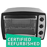 (Certified REFURBISHED) Morphy Richards 28 RSS 28-Litre Oven Toaster Grill (Silver)