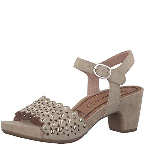d299dcfed81cc1 Tamaris Schuhe 1-1-28385-38 bequeme Damen Sandalette