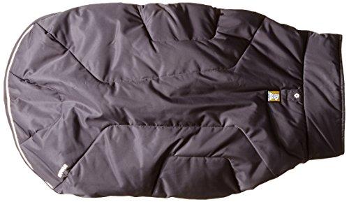 Ruffwear 05601-025L Quinzee Warme Hundejacke, L, grau - 2